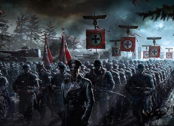 Nazi Noir March