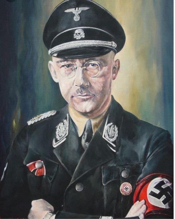 Himmler portrait