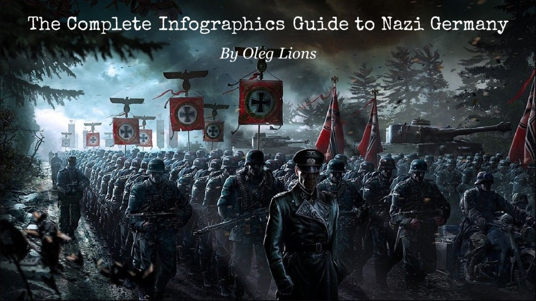 The Complete Infographics Guide to Nazi Germany - Cover Page