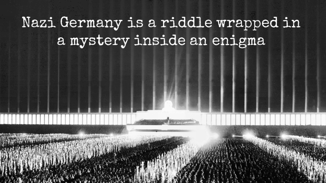 Mystery inside Enigma