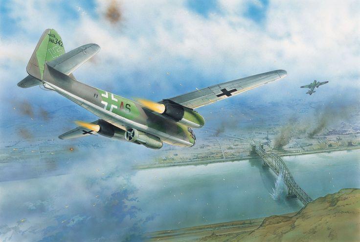 Arado 234 Attack