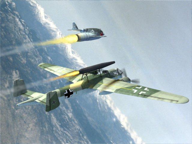 Luft 46 Bomber & Fighter