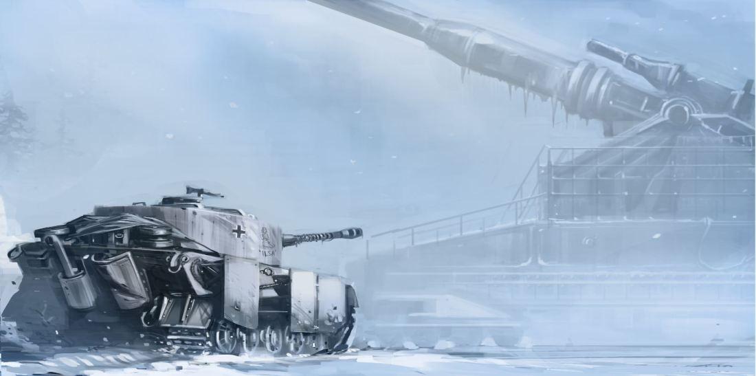 Panzer & Mega-Gun
