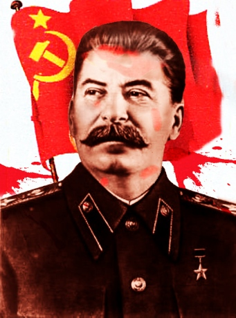 Stalin Red Flag