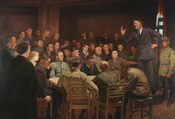 Hitler Speaking