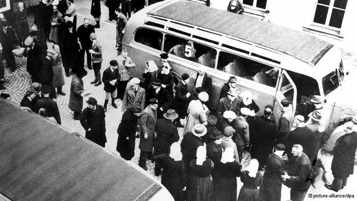 nazi euthanasia bus