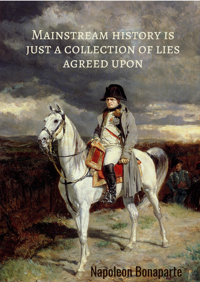 Napoleon-on-History