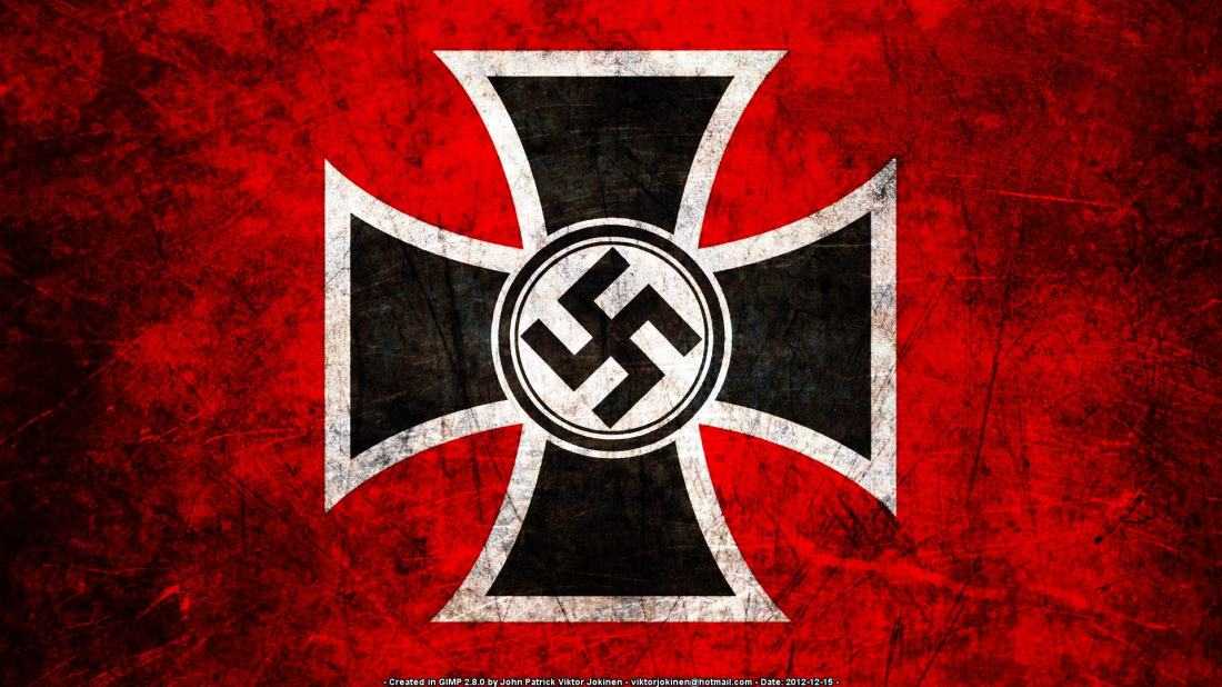 The Cross and the Swastika
