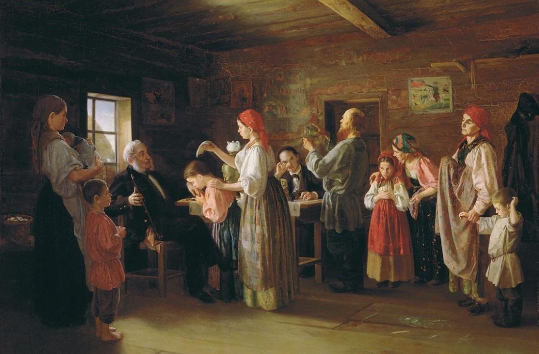 Slavery in Russia
