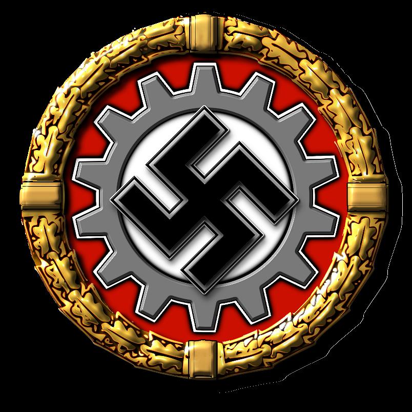 German Reactionary Modernism - Logo - Deutschland - Third Reich - Peter Crawford
