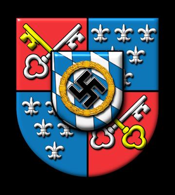 NSADP Stadtwappen Berchtesgaden