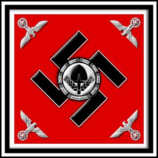 Reicharbeitsdienst - RAD - Flag