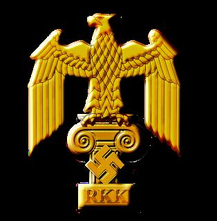 RKK 5 - Reichskulturkammer Eagle