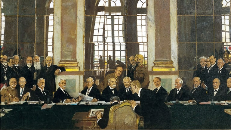 Treaty-of-versailles