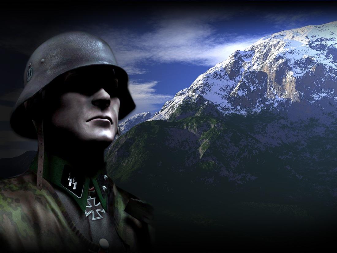 Waffen SS Mountain